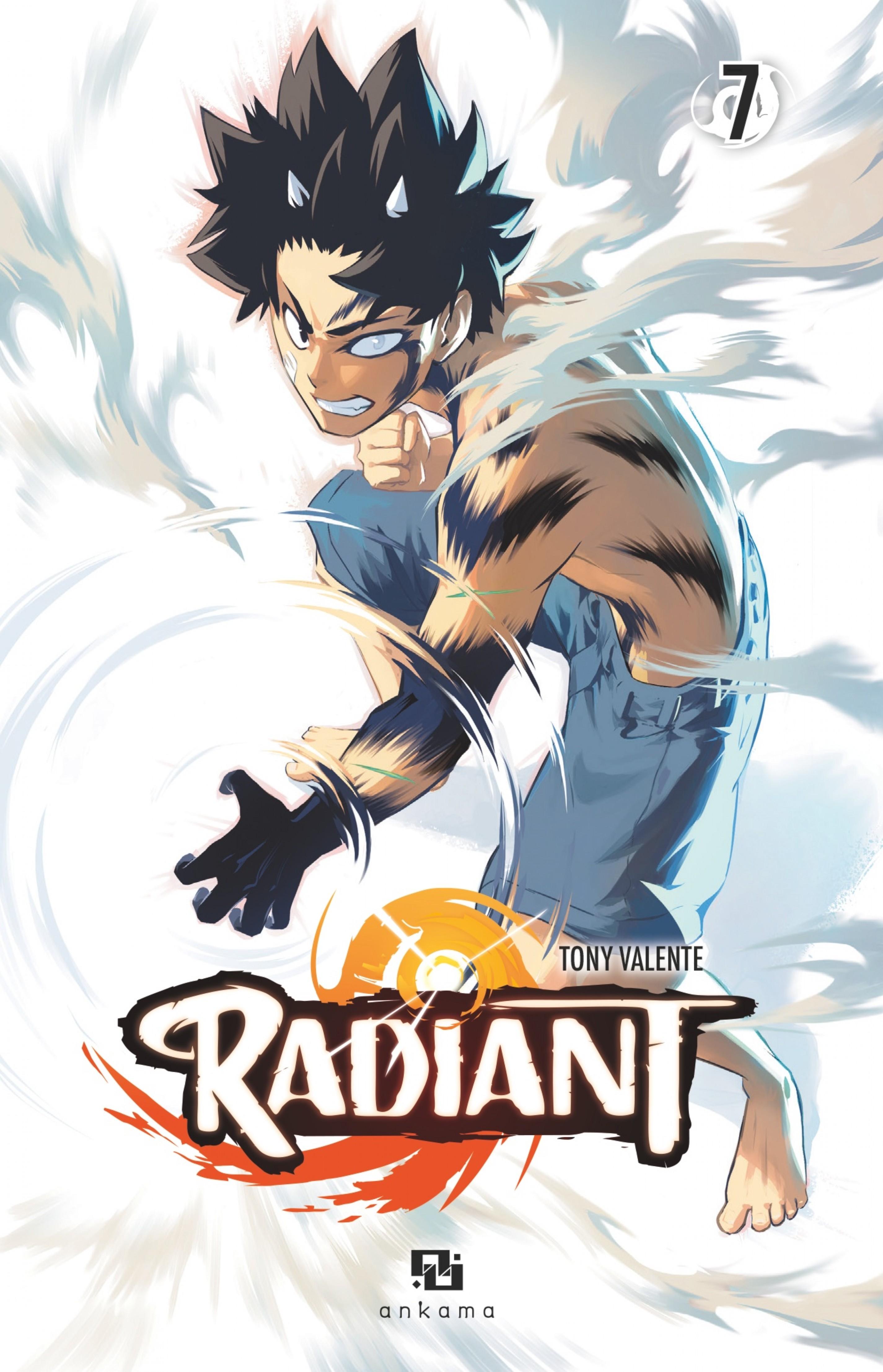 Radiant - Tome 7 - Radiant - Tome 7 | Tony Valente,