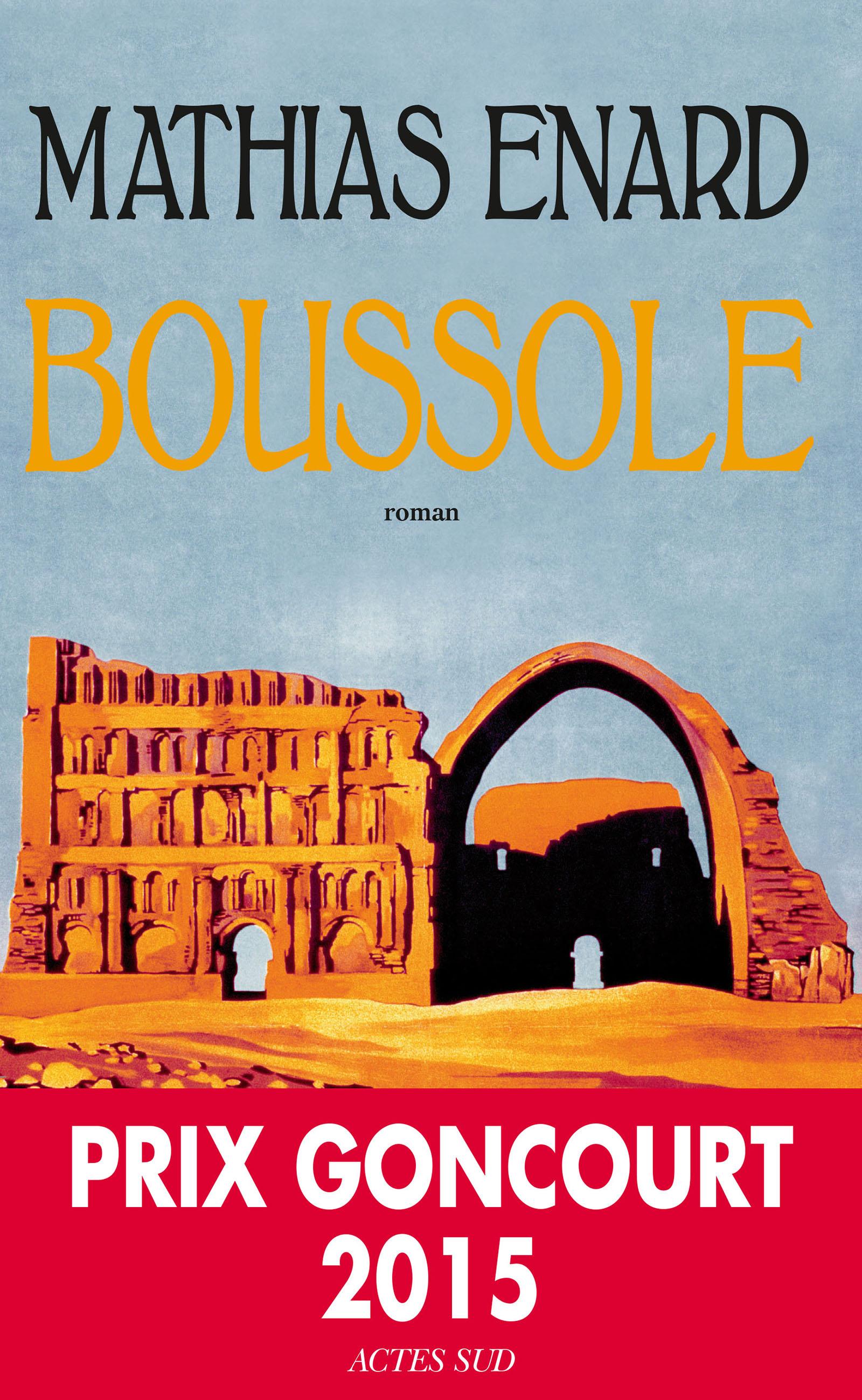 Boussole | Enard, Mathias