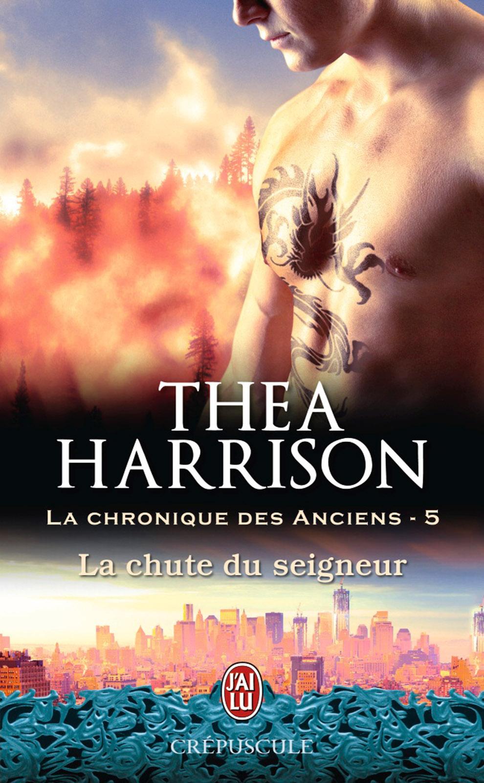 La chronique des Anciens (Tome 5) - La chute du seigneur