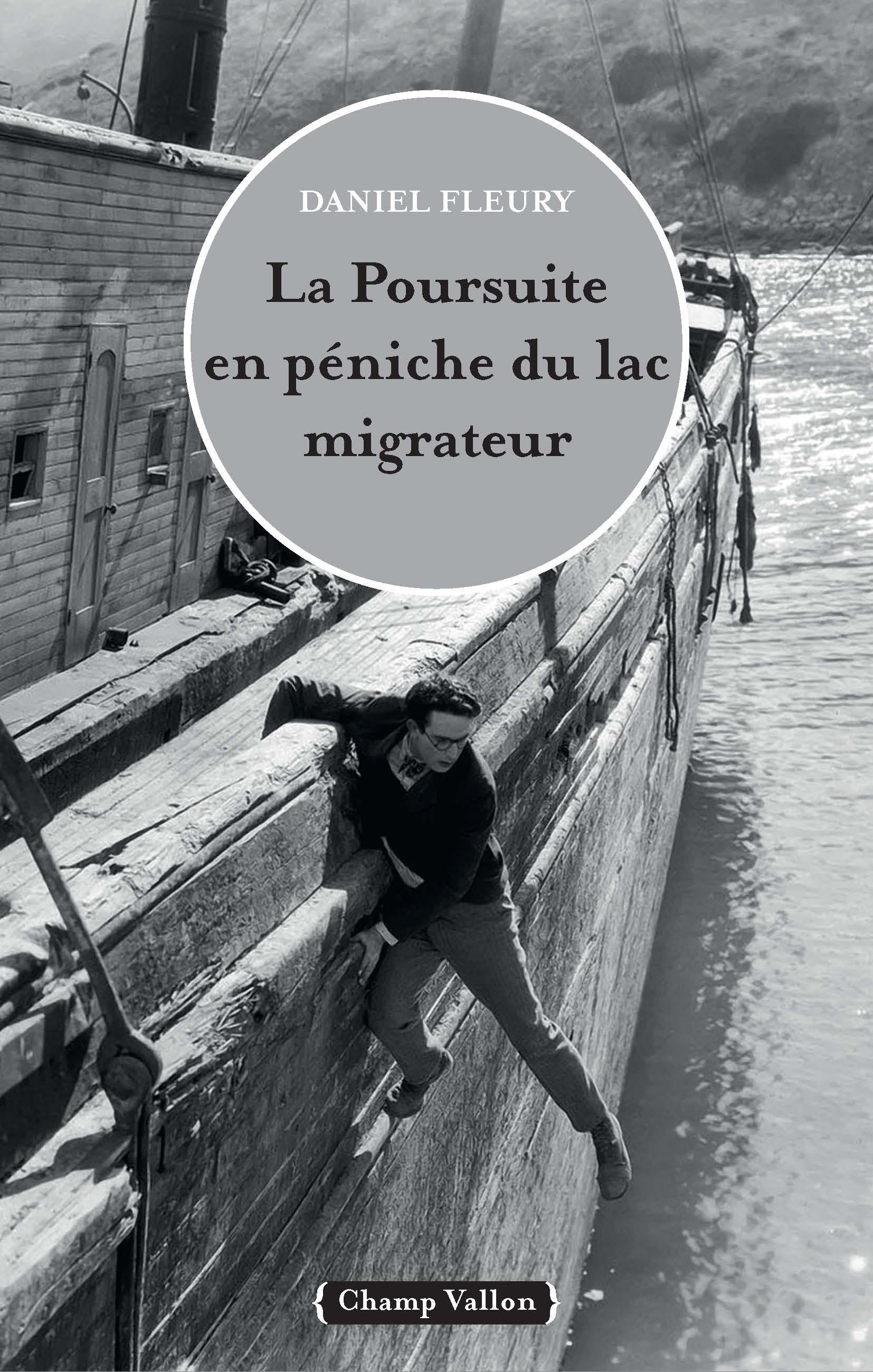 La poursuite en p?niche du lac migrateur