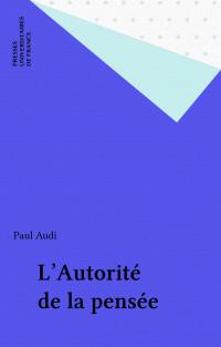 L'Autorité de la pensée