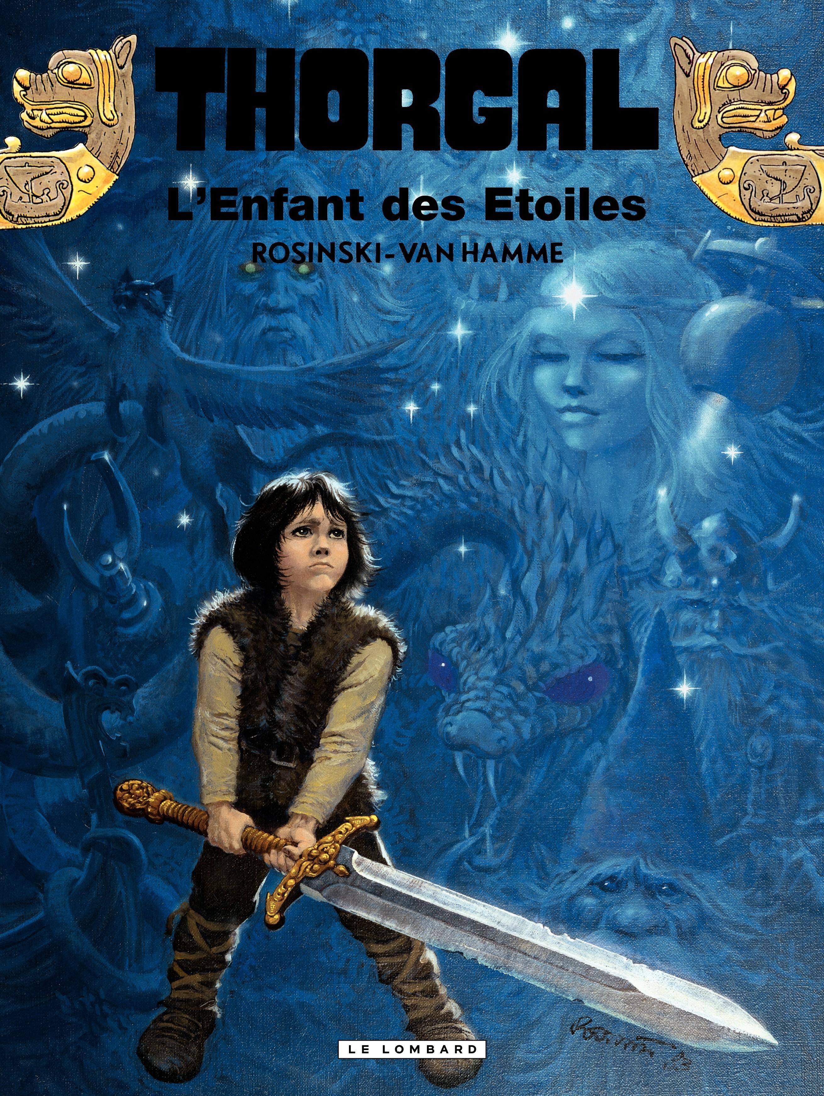 Thorgal - tome 07 – L'enfant des étoiles