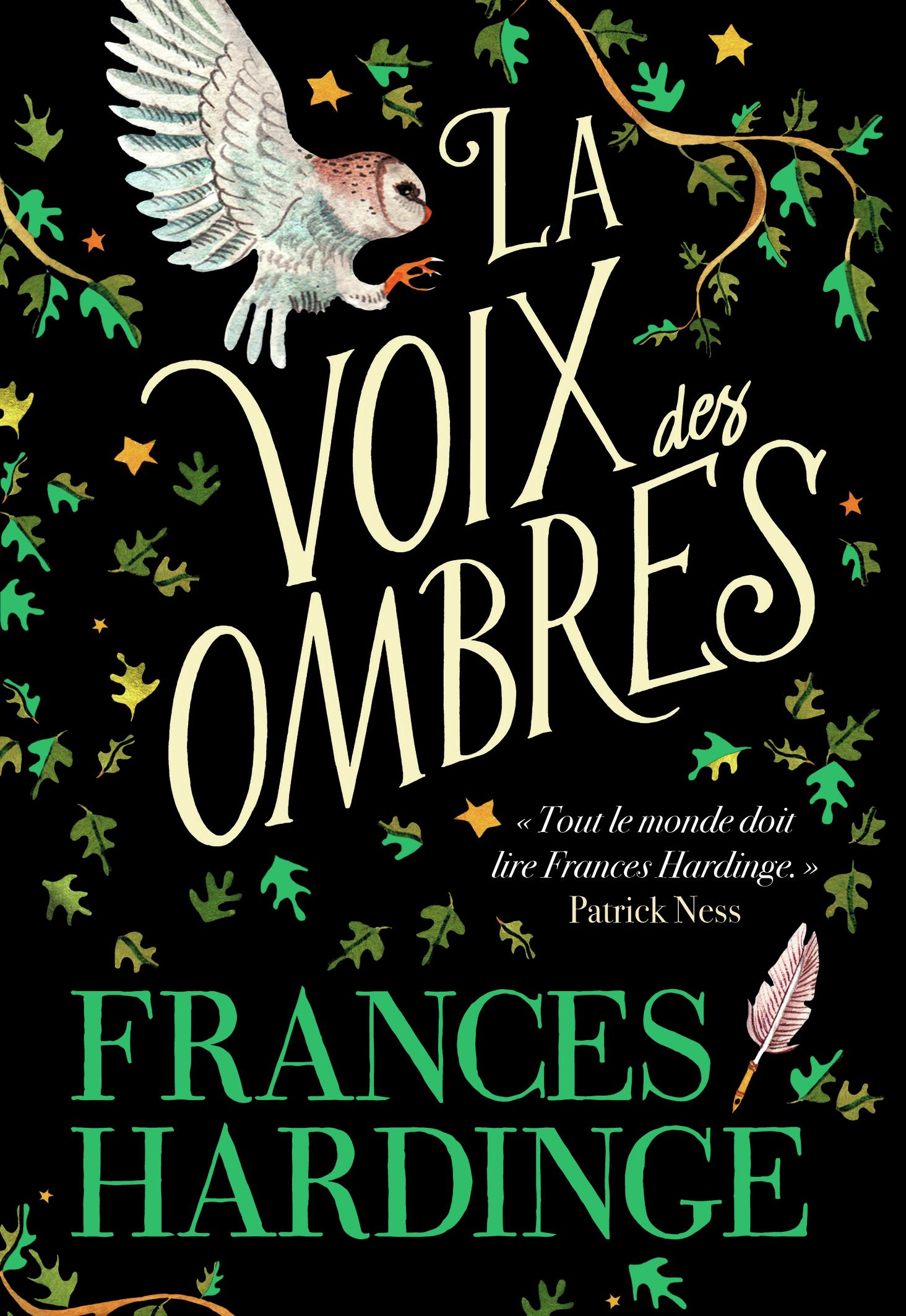 La Voix des ombres   Hardinge, Frances
