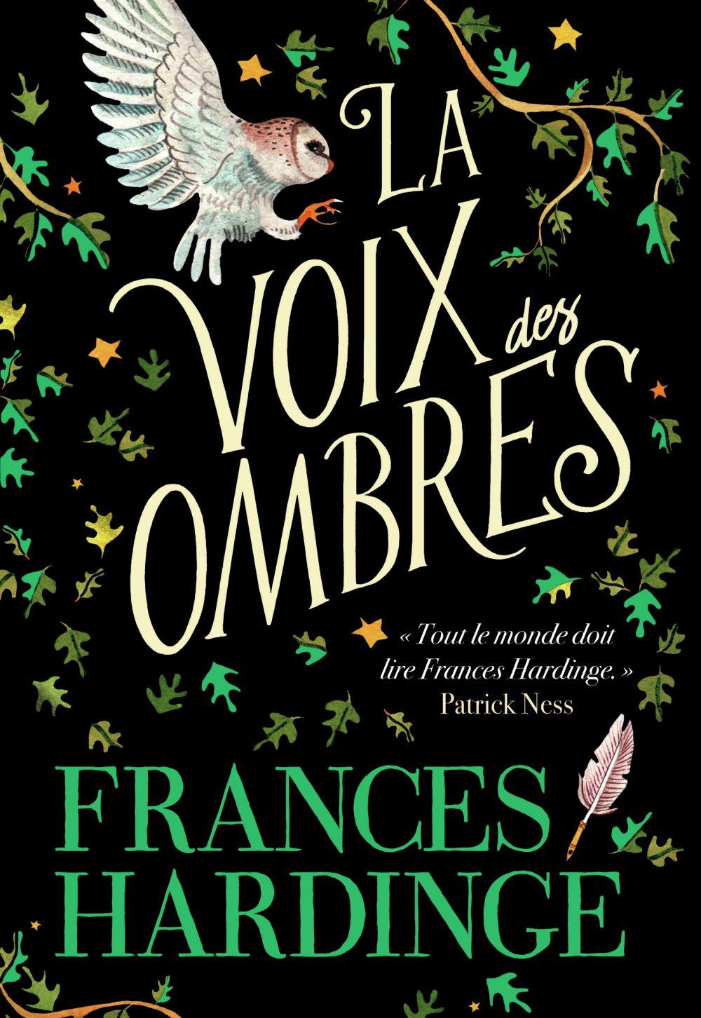 La Voix des ombres | Hardinge, Frances (1973-....). Auteur