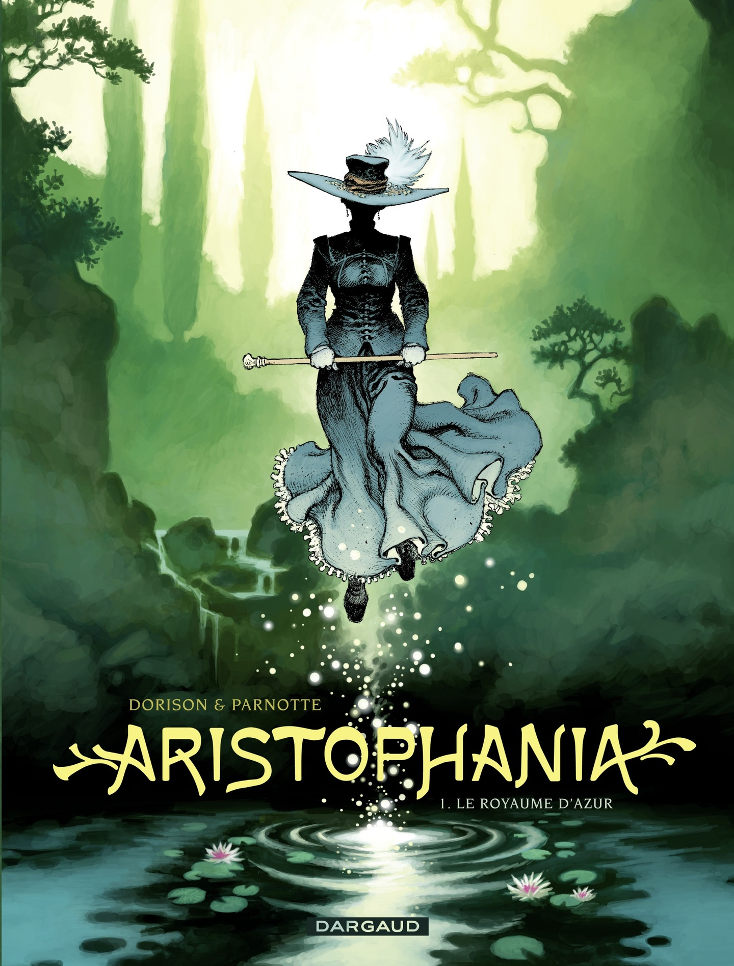 Aristophania - tome 1 - Le Royaume d'Azur
