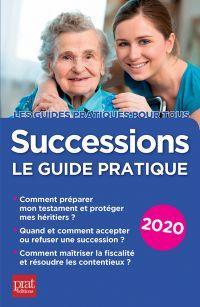 Successions le guide pratiq...