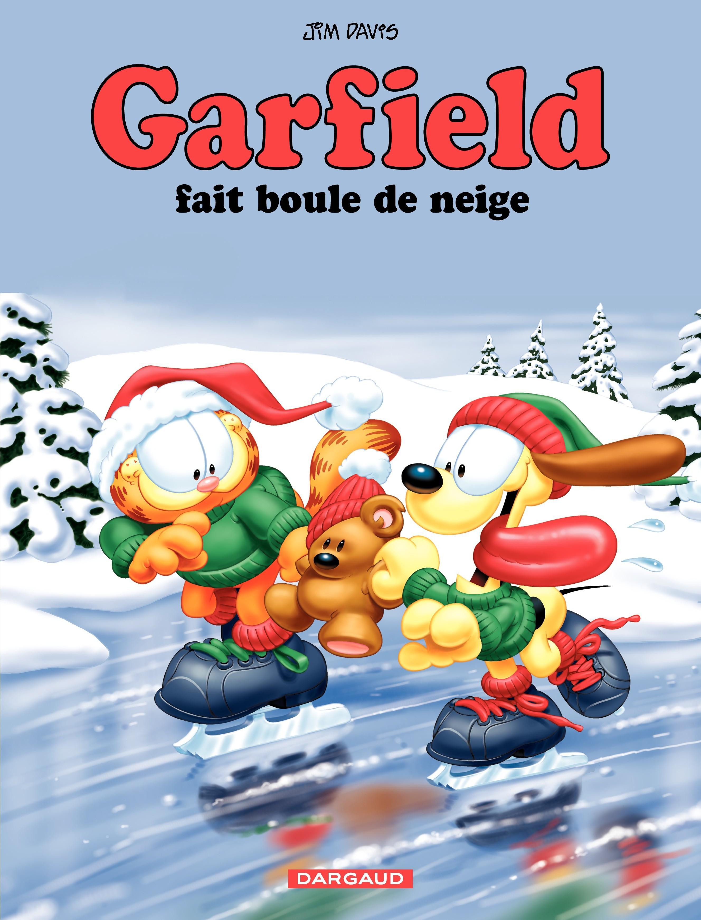 Garfield - tome 15 - Garfield fait boule de neige