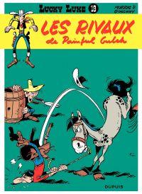 Lucky Luke. Volume 19, Les rivaux de Painful Gulch