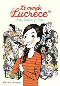 Le monde de Lucrèce (Tome 1) | Catel, . Auteur