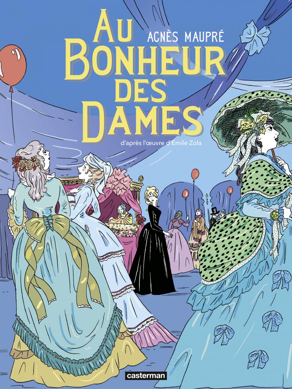 Au bonheur des dames | Maupré, Agnès. Auteur