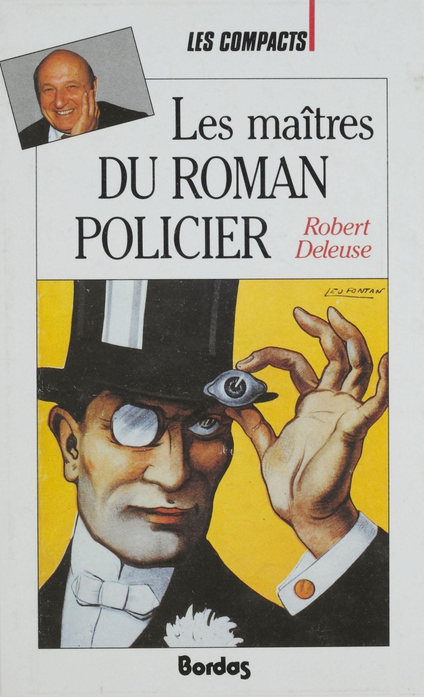 Les Maîtres du roman policier