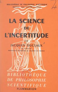 La science de l'incertitude