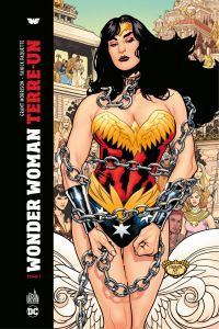 Wonder Woman - Terre un - 1...