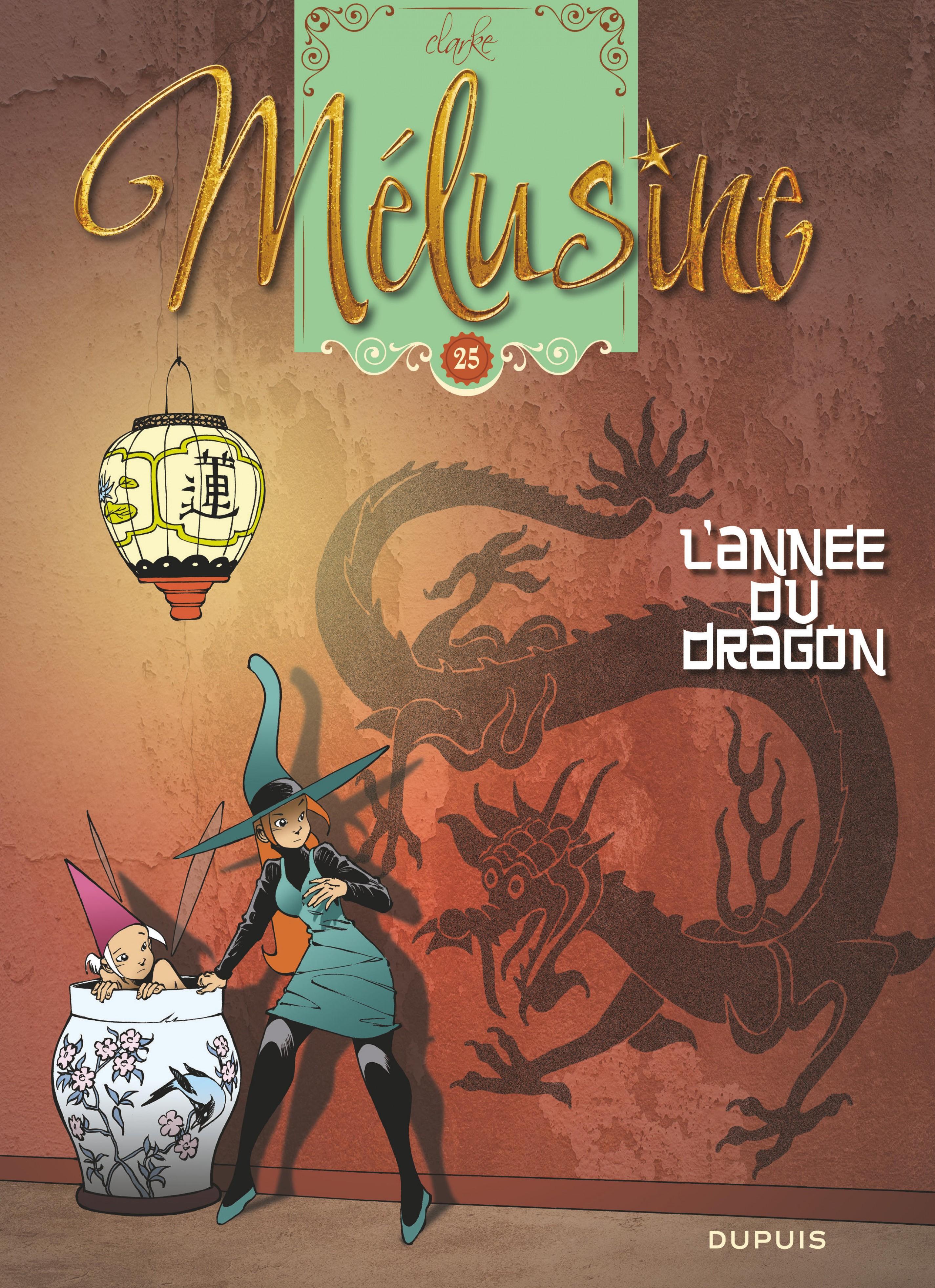 Mélusine - Tome 25 - L'année du dragon