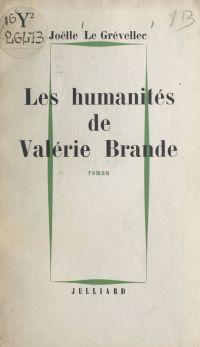 Les humanités de Valérie Br...