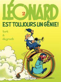 Léonard - tome 02 - Léonard est toujours un génie !