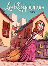 Le Royaume - Tome 1 - Anne   Benoît Feroumont, . Illustrateur