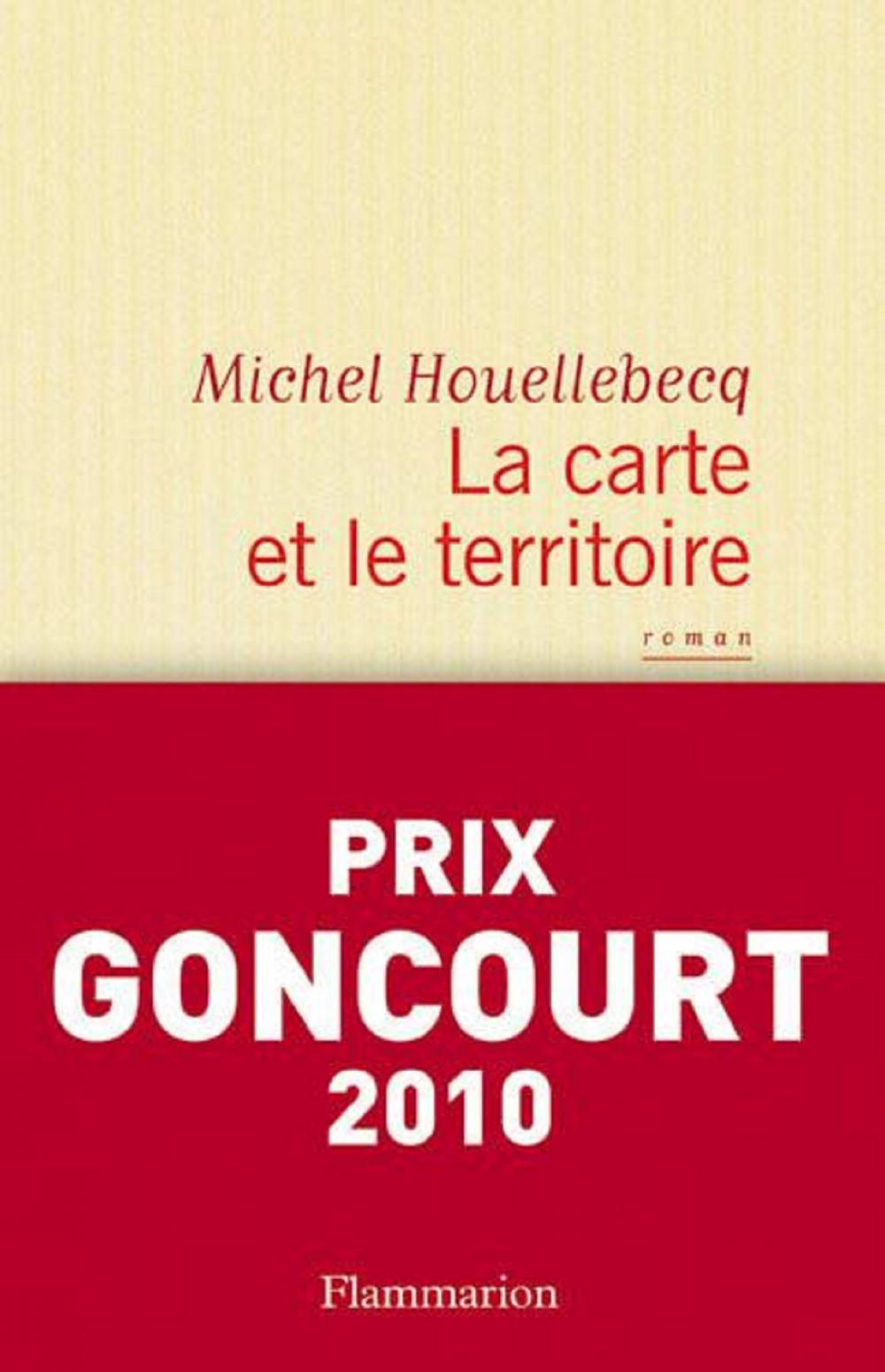 La carte et le territoire   Houellebecq, Michel