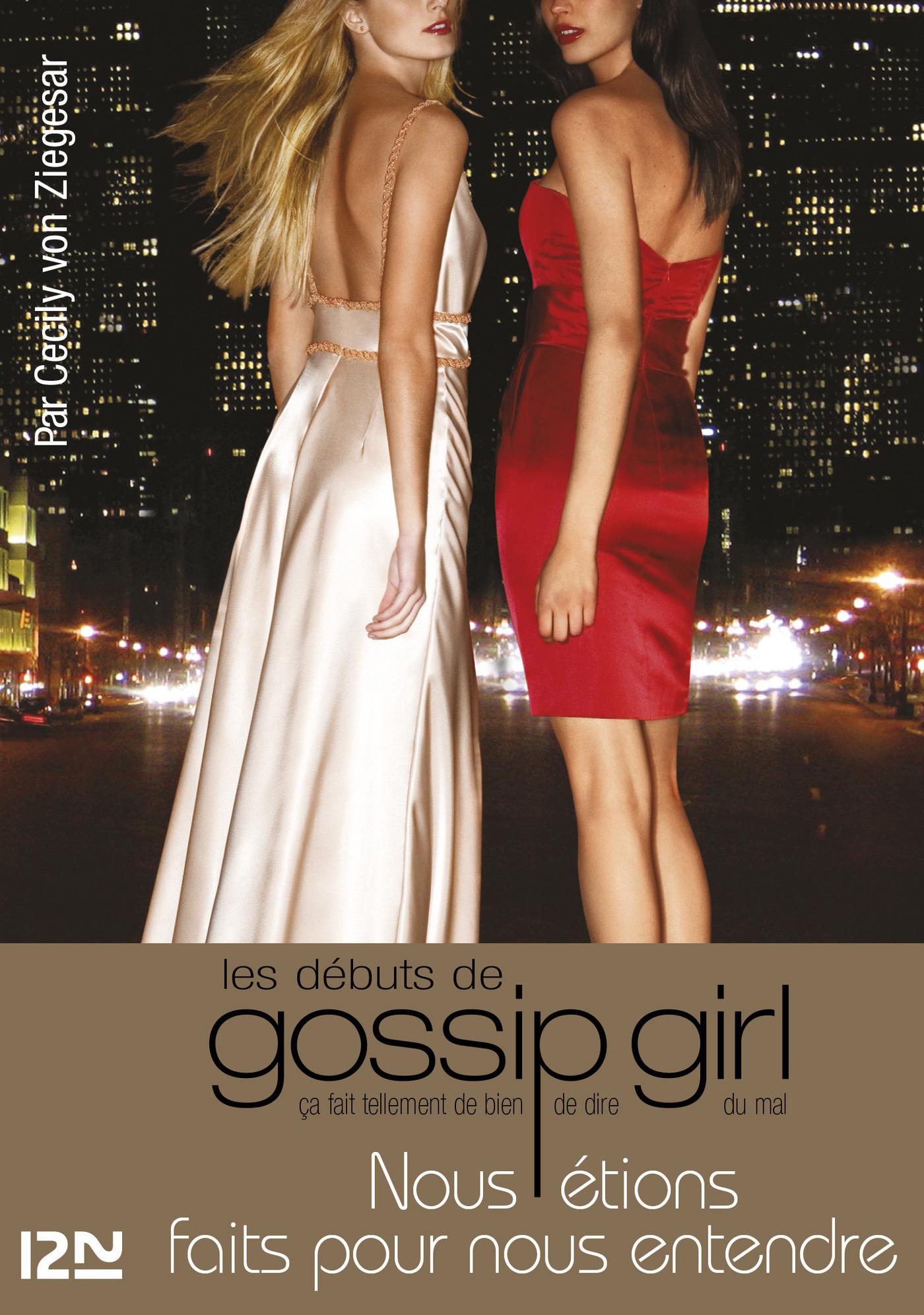 The Gossip Girl prequel   VON ZIEGESAR, Cecily