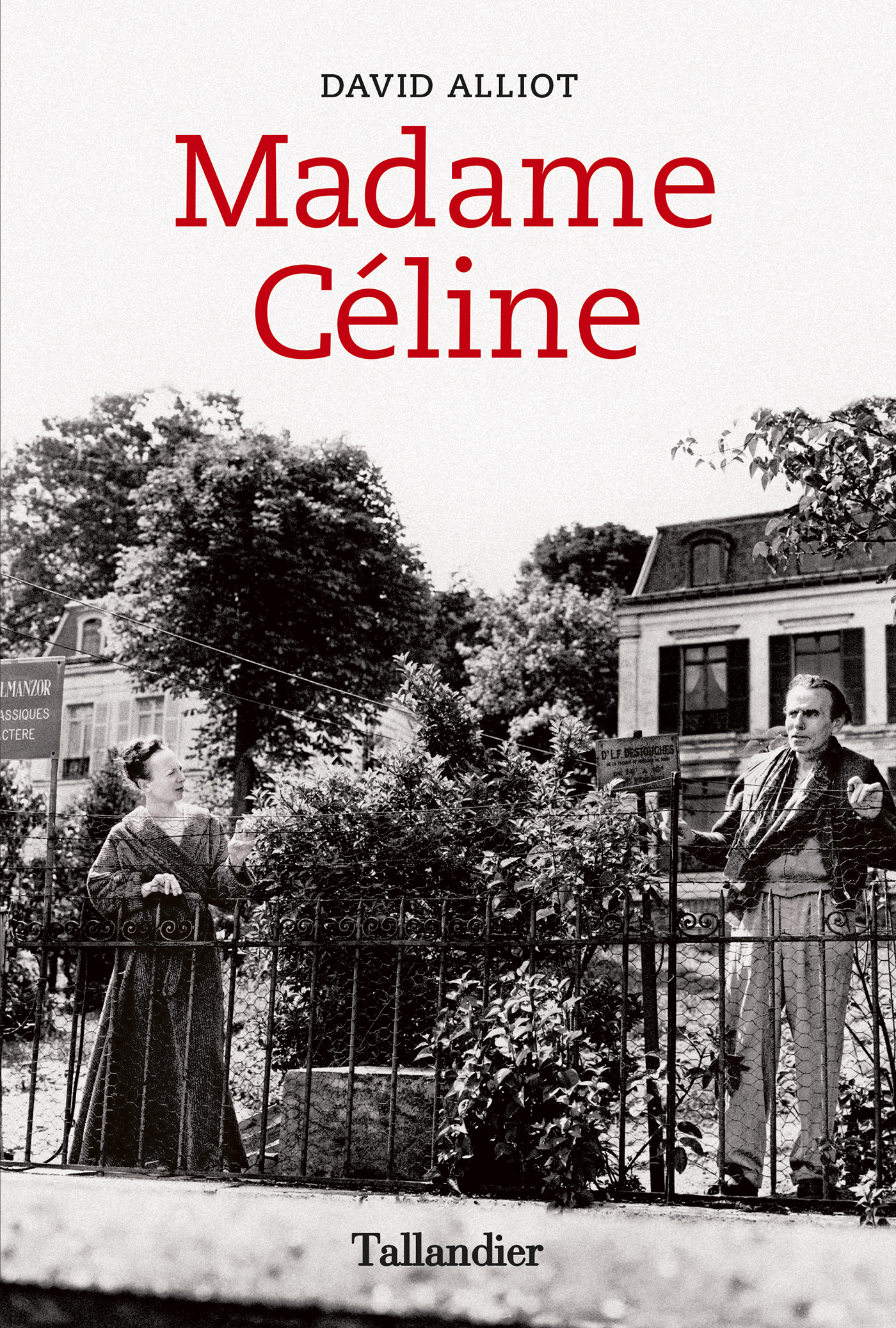 Madame Céline | Alliot, David