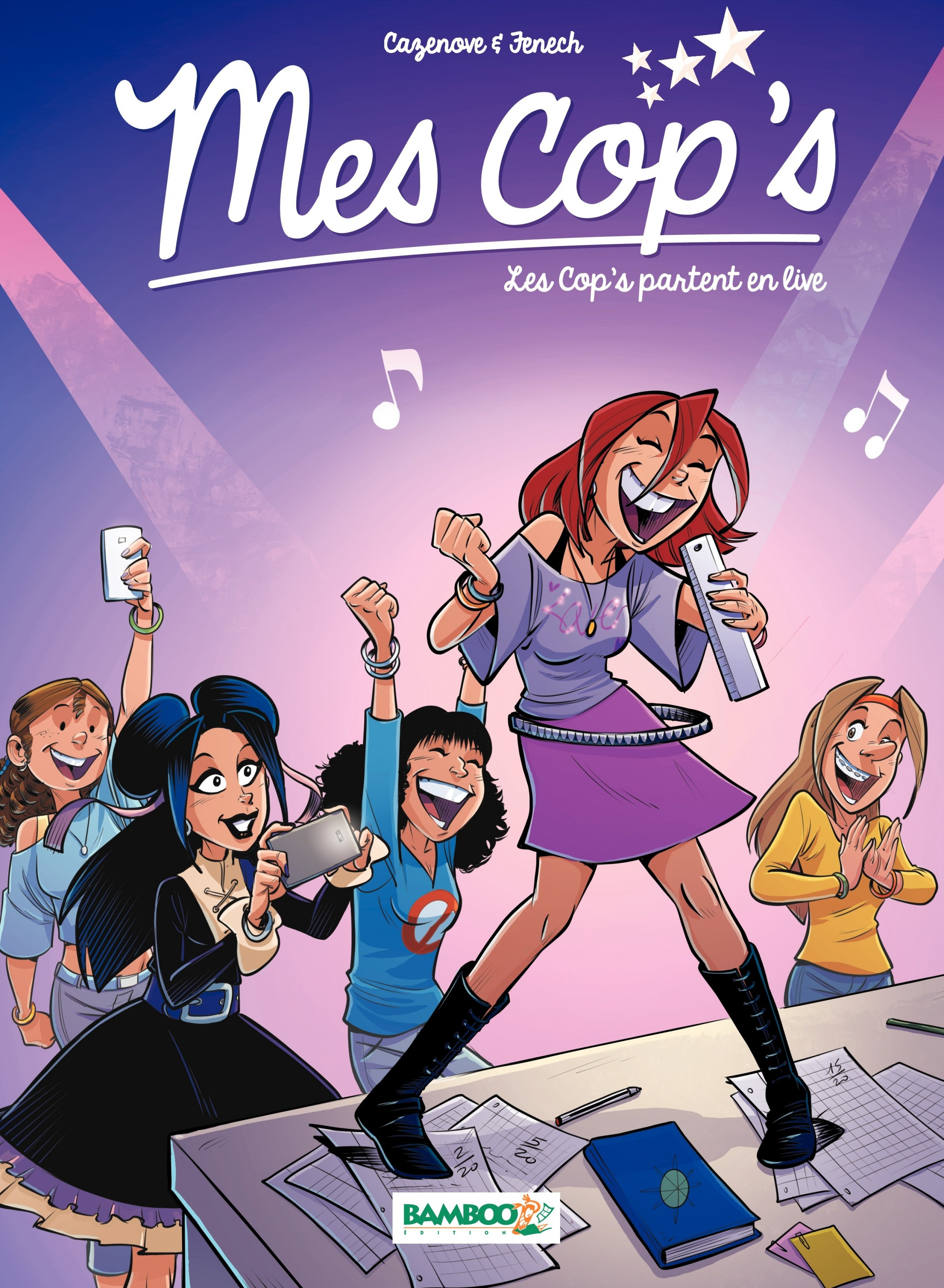 MES COP'S - TOME 5