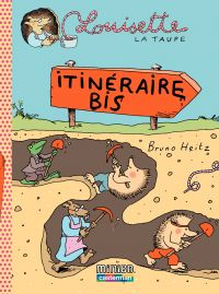 Louisette la taupe (Tome 7) - itinéraire bis