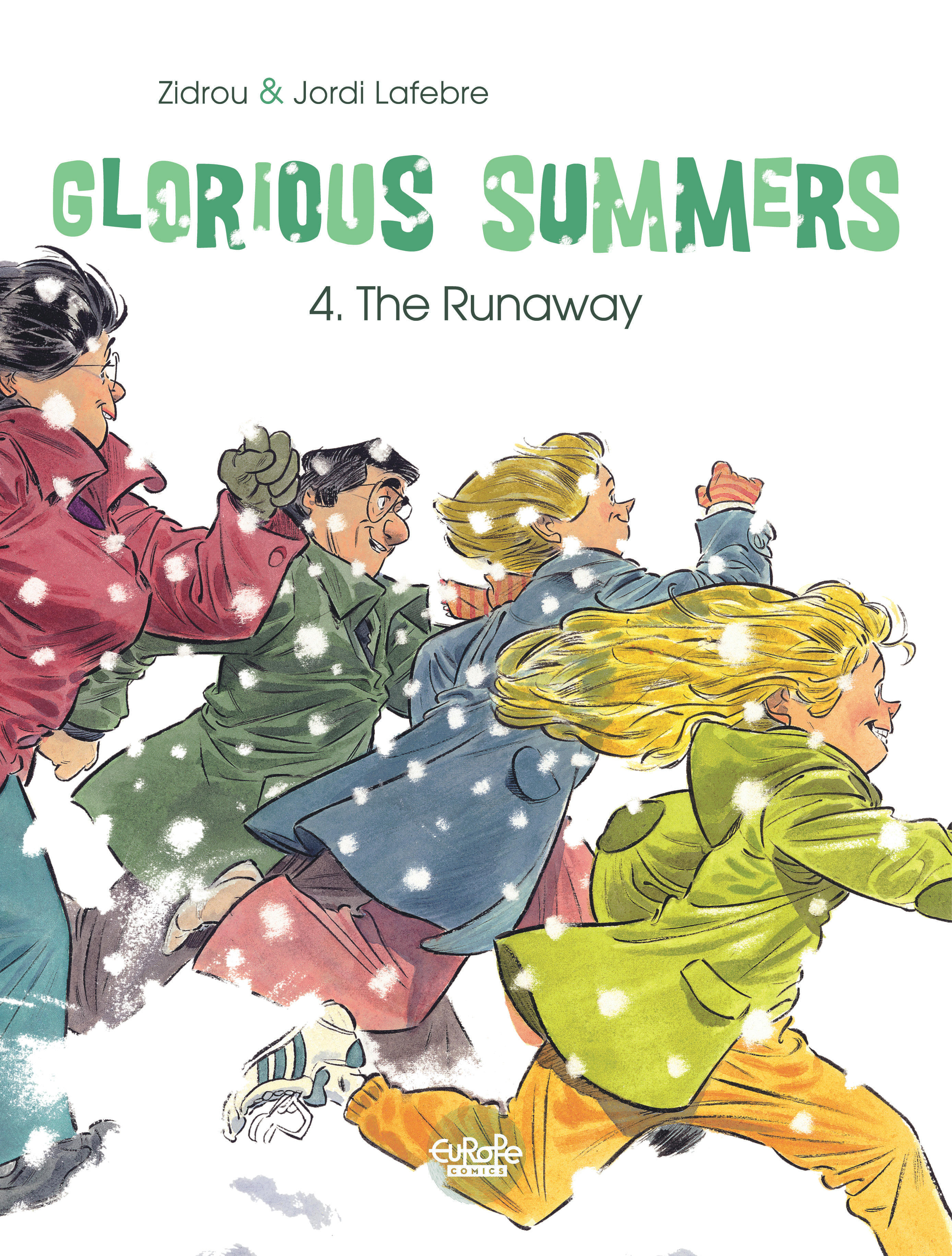 Glorious Summers 4. The Run...