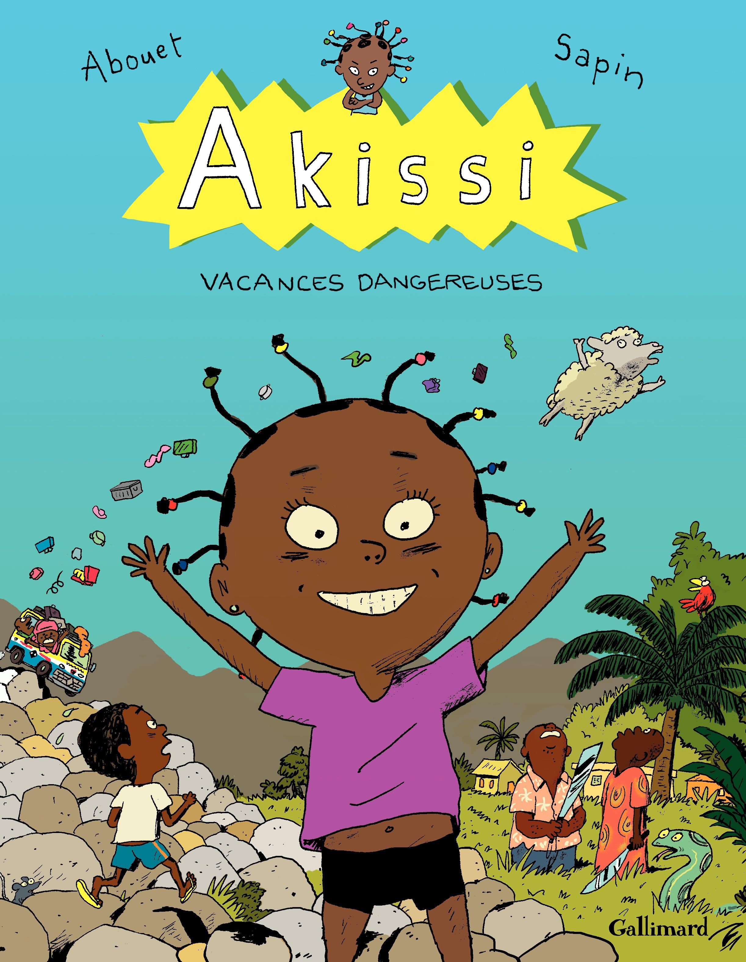 Akissi (Tome 3) - Vacances ...