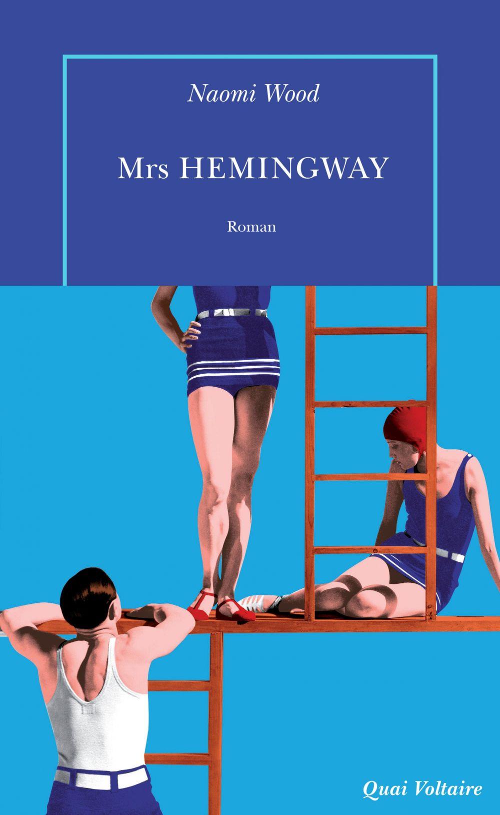 Mrs. Hemingway | Wood, Naomi. Auteur