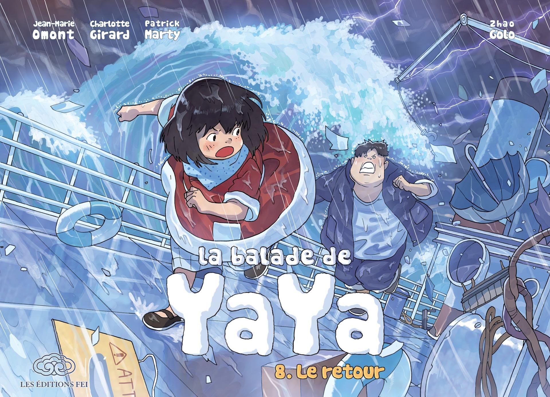 La Balade de Yaya - Tome 8 ...