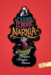 Le Monde de Narnia (Tome 5) - L'Odyssée du Passeur d'Aurore | Lewis, Clives Staples. Auteur